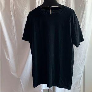 3/$24 Eddie Bauer legend wash black t-shirt TXL